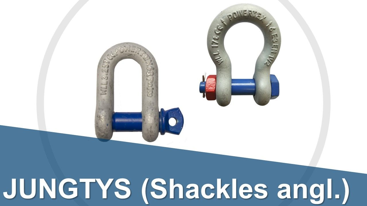 Jungtys (Shackles angl.)